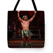 Samoan Warrior Tote Bag