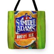 Samuel Adams Boston Ale Tote Bag