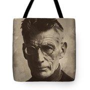 Samuel Beckett 1 Tote Bag