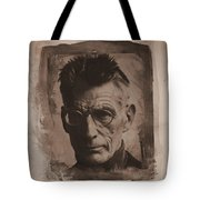 Samuel Beckett 01 Tote Bag