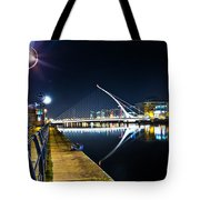 Samuel Beckett Bridge 2 Tote Bag