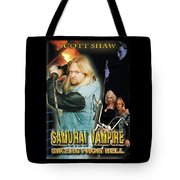 Samurai Vampire Bikers From Hell Tote Bag