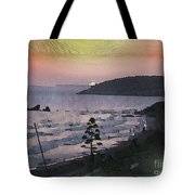 San Adeodato Sunset Tote Bag