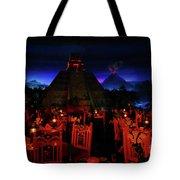San Angel Inn Mexico Tote Bag
