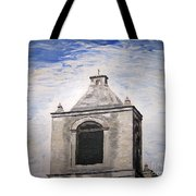 San Antonio Belltower Tote Bag by Kevin Croitz