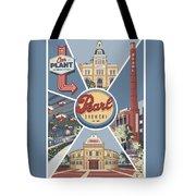 San Antonio's Pearl Tote Bag