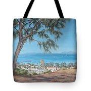 San Buenaventura Tote Bag