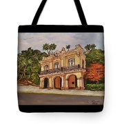 San Carlos Institute Tote Bag