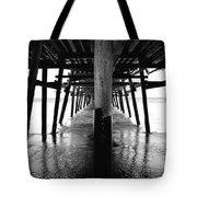 San Clemente Pier Tote Bag