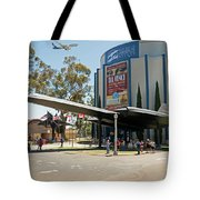 San Diego Air And Space Museum Tote Bag