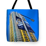 San Diego Apartment Tower Tote Bag