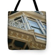 San Diego Blue Tote Bag