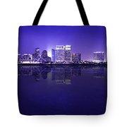 San Diego Cityscape Tote Bag