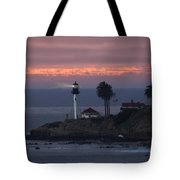 San Diego Lighthouse Tote Bag