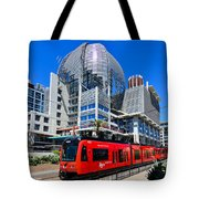 San Diego Public Library Tote Bag