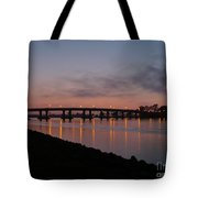 San Diego Sunset 1 Tote Bag