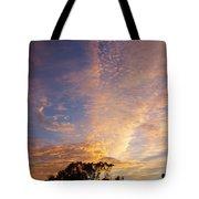 San Diego Sunsrise 1 7/12/15 Tote Bag