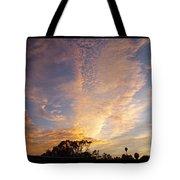 San Diego Sunsrise 3 7/12/15 Tote Bag