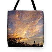 San Diego Sunsrise 4 7/12/15 Tote Bag