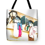San Felice Circeo Put Clothes Tote Bag