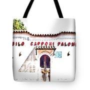 San Felice Circeo School Tote Bag