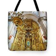 San Felipe De Jesus Satelite Tote Bag