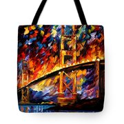 San Francisco - Golden Gate Tote Bag