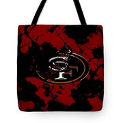 San Francisco 49ers 1b Tote Bag