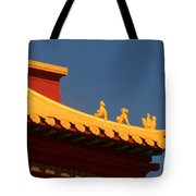 San Francisco California China Town Tote Bag