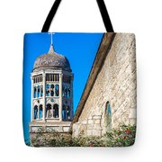 San Francisco Church Tote Bag