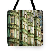 San Francisco Color Tote Bag