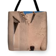 San Francisco De Asis Church Tote Bag