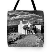 San Francisco De Assisi, Golden, New Mexico, March 11, 2017 Tote Bag