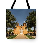San Francisco De Assisi Mission Church Taos New Mexico 2 Tote Bag
