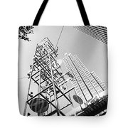 San Francisco Embacadero 2 Tote Bag