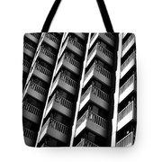 San Francisco  Financial District Tote Bag