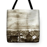 San Francisco, From Clay Street, 1855 Tote Bag
