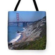San Francisco - Golden Gate Bridge Tote Bag
