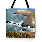 Marin Headlands Bunker Tote Bag