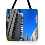 San Francisco Highrise Tote Bag
