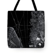 San Francisco In Motion Tote Bag