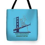 San Francisco Marathon2 Tote Bag