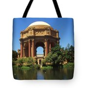 San Francisco - Palace Of Fine Arts Tote Bag