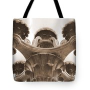 San Francisco Street Lamp Tote Bag