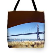 San Francisco Sunday Strollers  Tote Bag