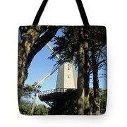 San Francisco Windmills Tote Bag