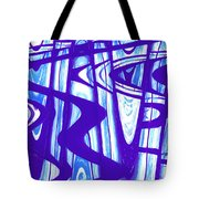 San Francisco Window One Tote Bag