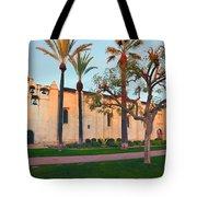 San Gabriel Mission California Tote Bag