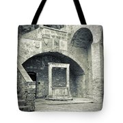San Gimignano - Medieval Well  Tote Bag