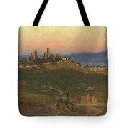San Gimignano, 1898 Tote Bag